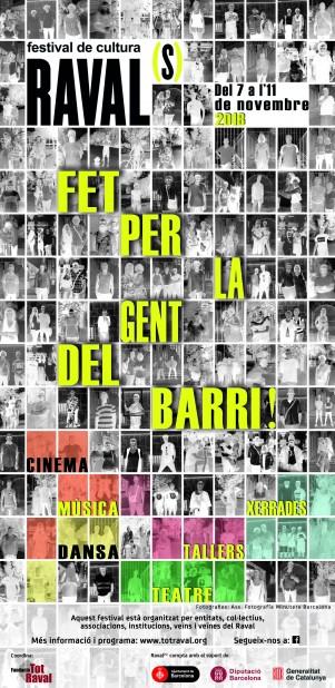 Propuestas Poster Ravals 09.10.17