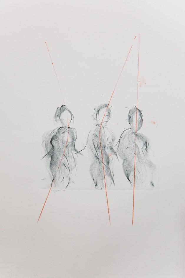 Isadora - Litografia